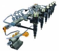 Топливная система двигателей Deutz