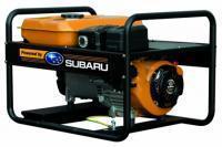 Бензогенераторы Robin-Subaru